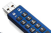 Test de la clé USB 3.0 sécurisée iStorage DatAshur Pro