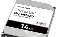 Test du disque dur Western Digital UltraStar DC HC530 de 14 To