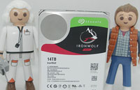 Test du disque dur Seagate IronWolf 14 To