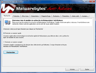 Malwarebytes Anti-Malware 2.1.8.1057