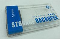 Test de la sauvegarde Orico Backuper BA2110 pour smartphones et tablettes