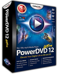 CyberLink dévoile la version 12 de PowerDVD