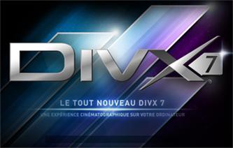 Les codecs DivX 7 disponibles !