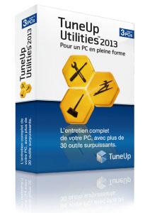 TuneUp Utilities 2013 lave plus blanc que blanc…