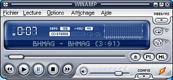 WinAmp va faire son come back …