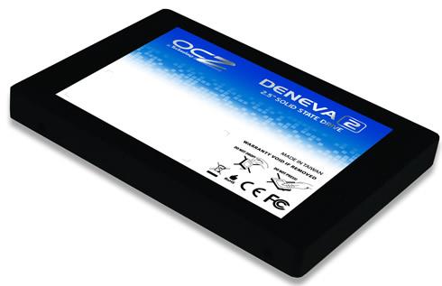 OCZ lance le Deneva 2, un SSD pour les Pros !