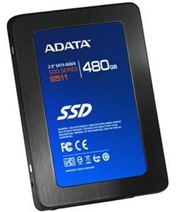 Le SSD A-DATA S511 débarque en Europe …