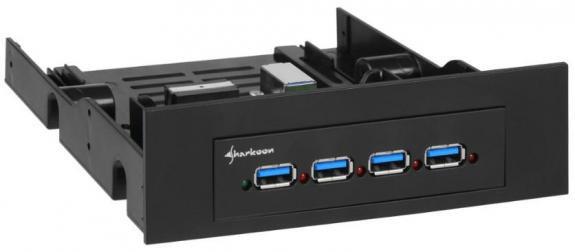 Offrez 4 ports USB 3.0 à votre boitier !