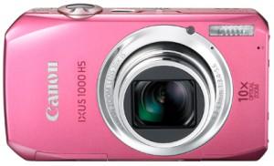 Soldes : le Canon Ixus 1000 à 99 euros