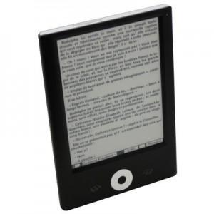 Soldes : un livre électronique à 59 euros