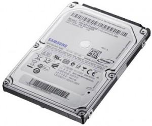Samsung Spinpoint M8 : 2,5 pouces et 1 To de stockage