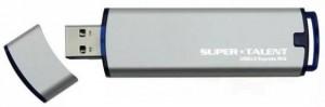 Une clé USB 3.0 à base de contrôleur SandForce