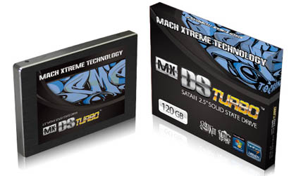 SSD : MX Technology met le Turbo…
