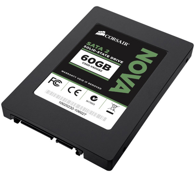 Bons Plans : un SSD Corsair Nova 2 à 74,95€