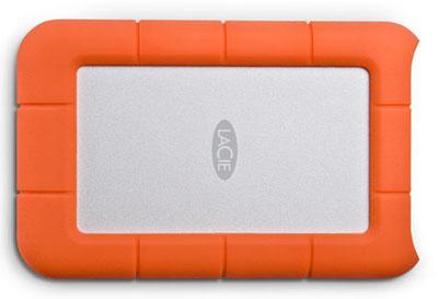 LaCie Rugged Mini : un disque dur petit et résistant