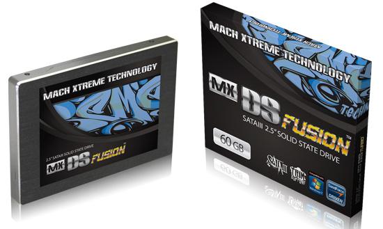 MX-DS Fusion : un SSD bon marché et performant