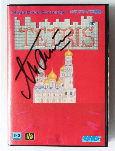 Tetris sur Mega Drive
