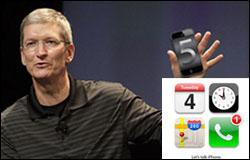Keynote iPhone 5 le 4 octobre
