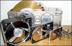 Evolution des disques durs