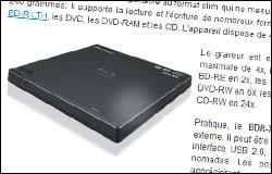 Pioneer BDR-XD04J