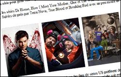 Les séries TV les plus piratées en 2011