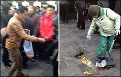 Sortie de l'iPhone 4S en Chine