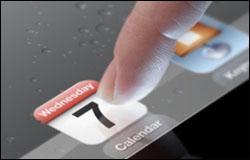 Keynote iPad 3