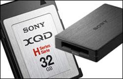Connaissez-vous la nouvelle norme de cartes mémoire XQD ?