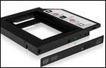 Comment remplacer facilement le graveur de votre PC Portable par un HDD ou un SSD ?