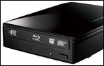 Un graveur Blu-ray 14x pour les utilisateurs nomades
