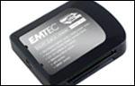 Emtec sait lire 76 formats de cartes mémoires à pleine vitesse