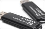 Une clé USB 3.0 Zalman flashée à 162,2 Mo/s