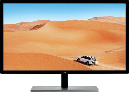 AOC dévoile un écran 32 pouces QHD pour les gamers