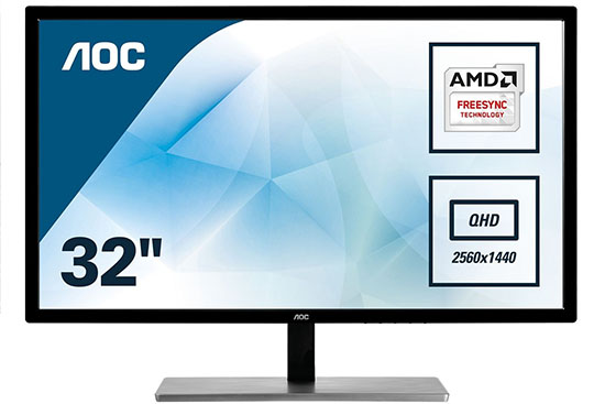 Bon Plan : le récent moniteur 31,5″ AOC Q3279VWF est déjà à prix cassé