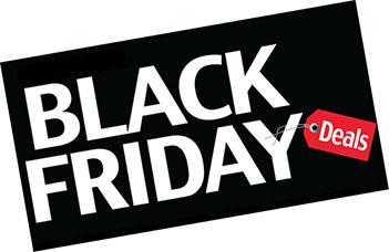C'est parti pour la Black Friday Week : les offres du jour ! (19-11-2018)