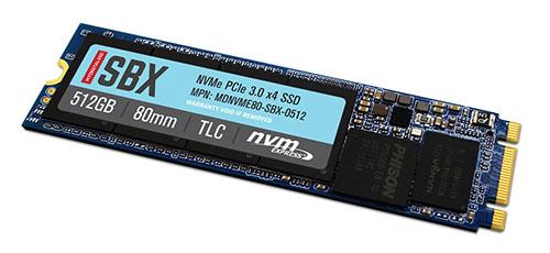 Un SSD M.2. NVMe en mémoire TLC chez MyDigitalSSD