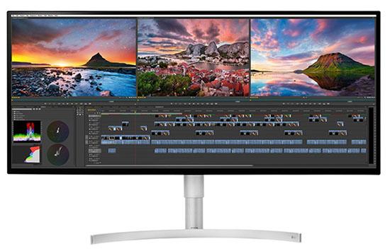 Un écran 34″ 5K est annoncé chez LG : le 34WK95U