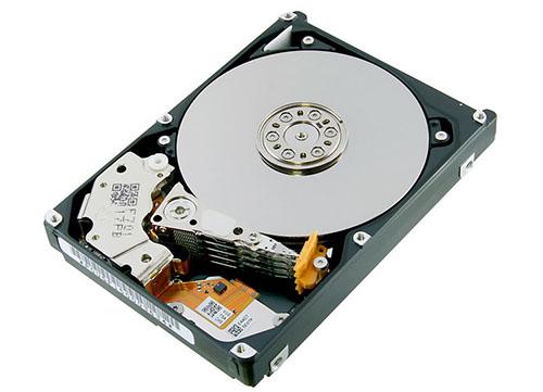 Un disque dur qui carbure à 15.000 tpm chez Toshiba