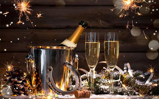 Bon réveillon et bonne année 2018 !