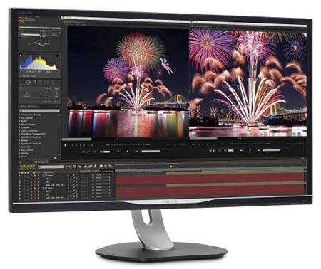 Philips 328P6AUBREB : un nouvel écran 32″ QHD compatible HDR10