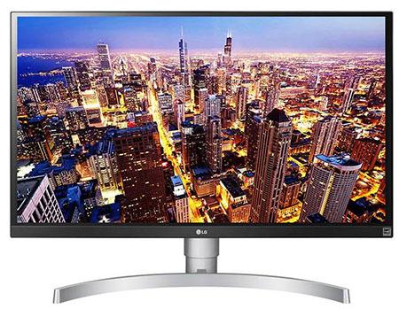 Un nouveau moniteur 27″ Ulra HD chez LG : le 27UK650-W