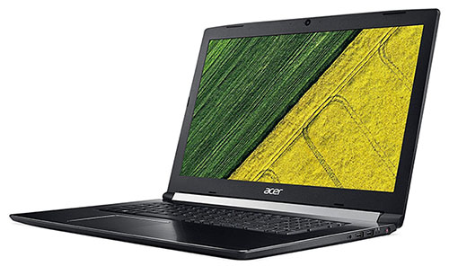 Soldes : 799€ le PC portable gamer 17″ ACER Aspire A717