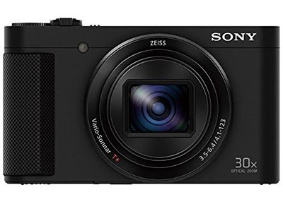 Soldes : l'appareil photo 18MP Sony DSC-HX90V à 250 euros
