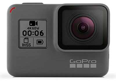 Soldes : 390,99€ la caméra GoPro Hero 6 Black !