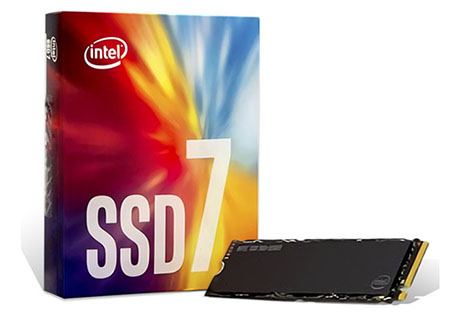 Black Friday : le SSD NVMe Intel 760P de 256 Go tombe à 63 euros
