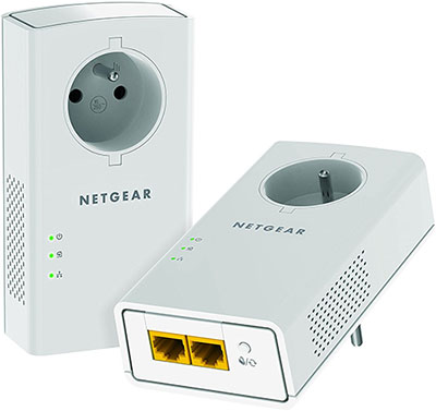 Vente flash : plusieurs produits Netgear dont un pack CPL 2 Gigabit à 69 euros