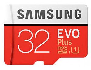 Bon Plan : les cartes mémoires micro SDXC Samsung EVO Plus de 32, 64, 128 et 256 Go à 9€, 13€, 29€ et 69€