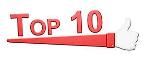 Le TOP 10 des sites Bittorent les plus populaires