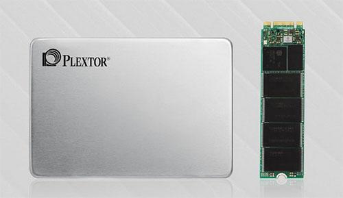 Une nouvelle série de SSD chez Plextor : les M8V en NAND Flash 64 couches