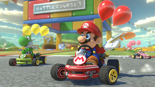 Mario Kart va débarquer bientôt sur smartphone (maj)